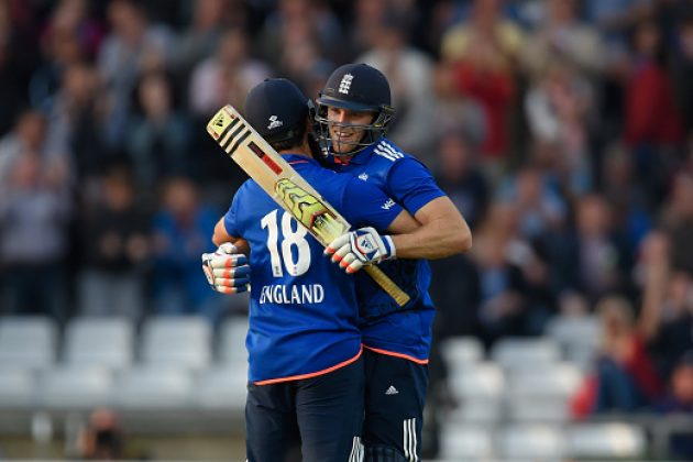 Morgan, Willey star in series-leveling win for England - Cricket News