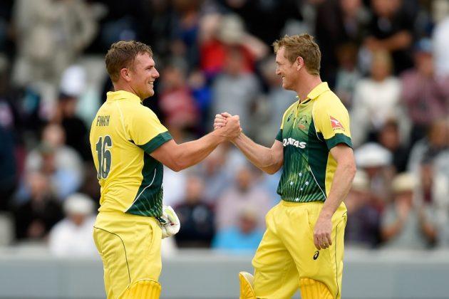 Marsh, Finch seal Australian series triumph - Cricket News