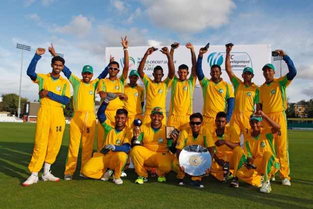 Singh scoops Player of the Tournament award as Suriname are crowned WCL Division 6 champions - Cricket News