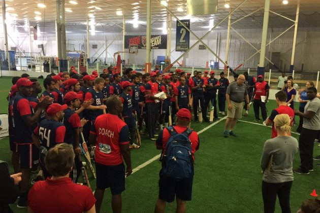 Top players show their talent on day one of ICC Americas Cricket Combine - Cricket News