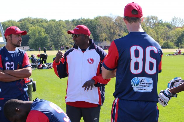 Phase One of the ICC Americas Combine Concludes in Indianapolis - Cricket News