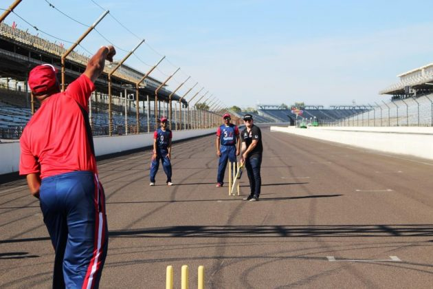 Cricket played at home of the Indianapolis 500 in lead up to ICC Americas Cricket Combine - Cricket News
