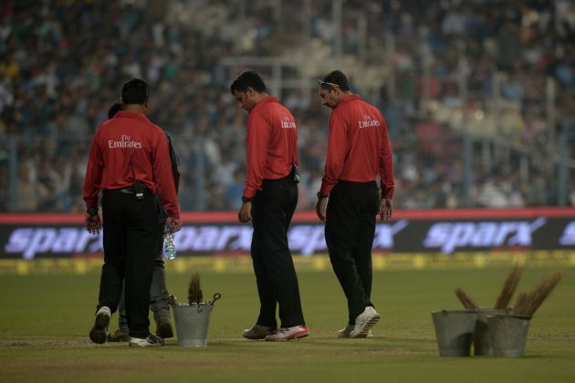Final T20I abandoned without a ball bowled in Kolkata - Cricket News