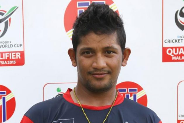 Ton-up Rijal guides Nepal to second win in ICC U19 Cricket World Cup Qualifier 2015 - Cricket News