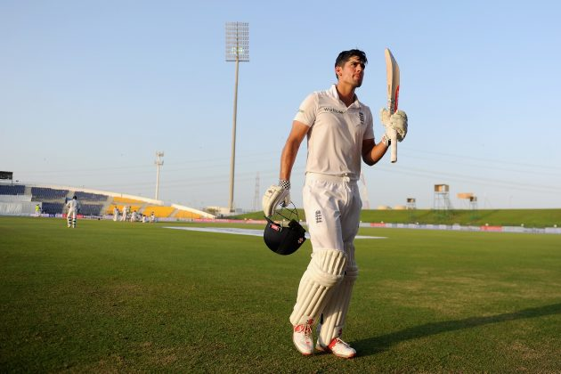 England ekes out 46-run lead after Cook's marathon 263 - Cricket News