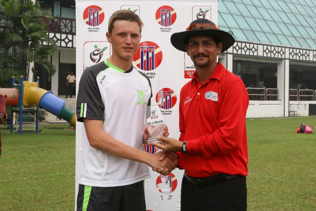 Ireland stays on course for final showdown with Nepal in ICC U19 CWC Qualifier - Cricket News