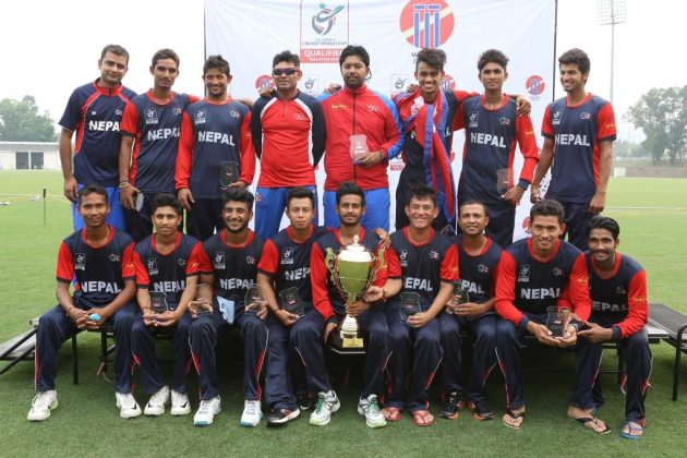 Rajbanshi bowls Nepal into ICC U19 Cricket World Cup 2016 - Cricket News