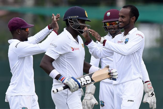 Dhammika Prasad strikes after Brathwaite six-for - Cricket News