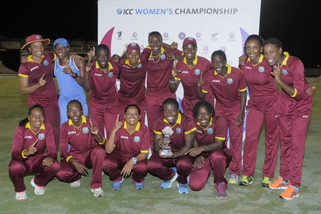 West Indies joins Australia at the top of the ICC Women's Championship - Cricket News