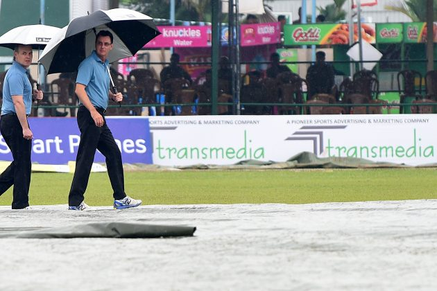 Rain washes out fourth day's play in Colombo - Cricket News