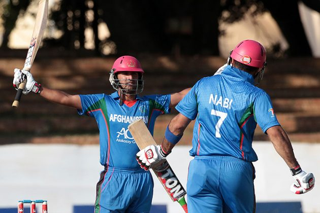 Dawlat fires Afghanistan to victory in first T20I - Cricket News