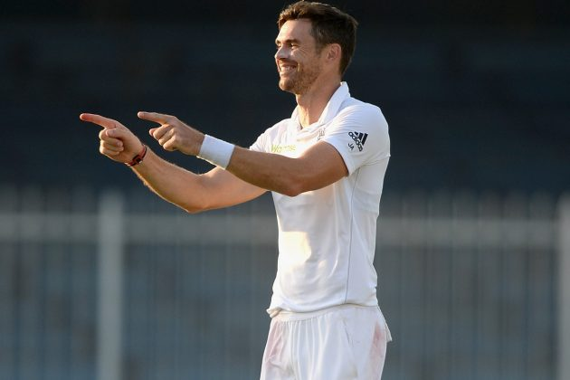 Anderson helps England dominate day one - Cricket News