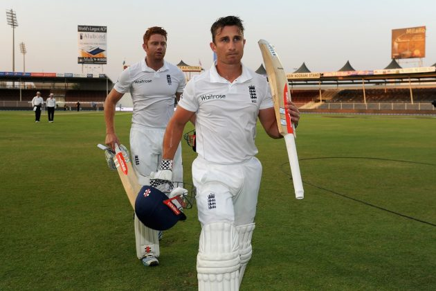 Taylor half-century powers England  - Cricket News