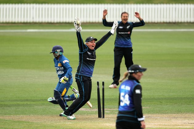 New Zealand Women take ICC Women's Championship win over Sri Lanka in Lincoln - Cricket News