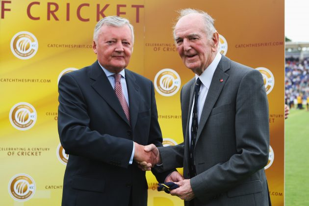 Former England batsman Tom Graveney dies aged 88 - Cricket News