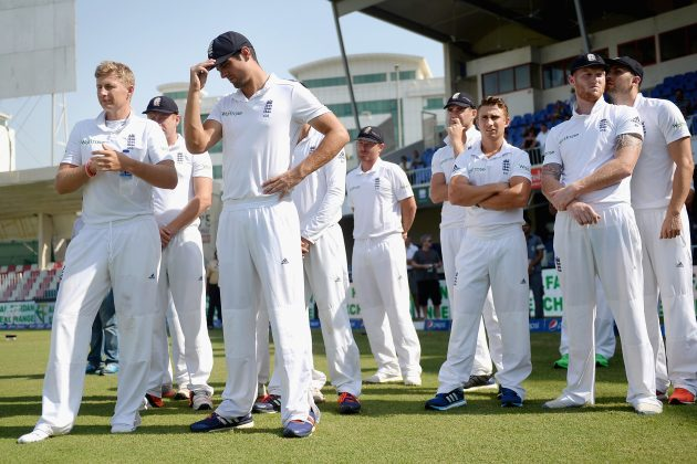 England announce squad for Sri Lanka challenge