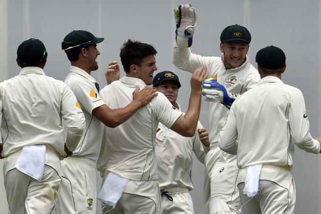 Australia goes 1-0 up with 208-run win - Cricket News