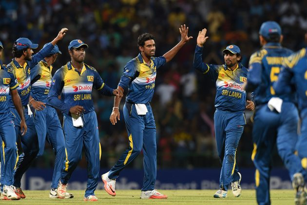 Batsmen, Senanayake make it 1-0 for Sri Lanka - Cricket News