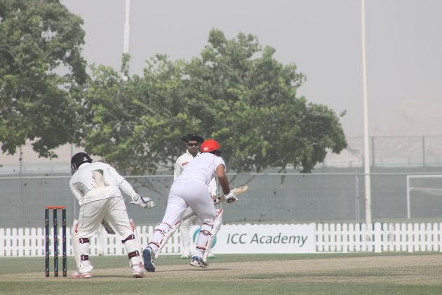 All-round Afzal puts Hong Kong ahead in Dubai - Cricket News