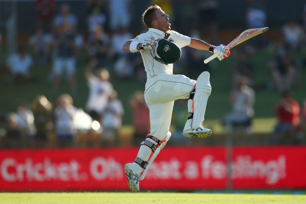 Warner rewrites records as Australia dominates  - Cricket News