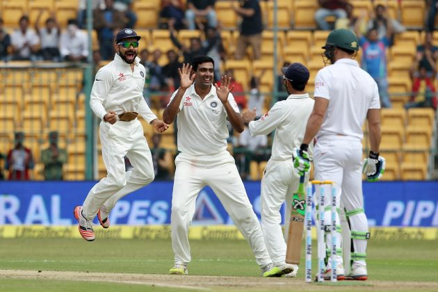 India steady after spinners restrict South Africa  - Cricket News