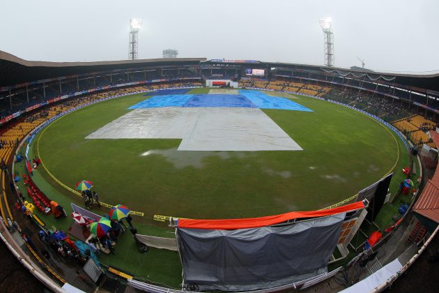 Rain washes out second day's play in second Test - Cricket News