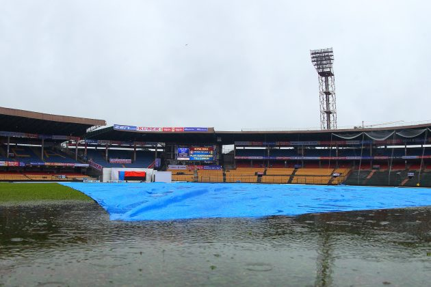 Third day's play too abandoned in Bangalore - Cricket News