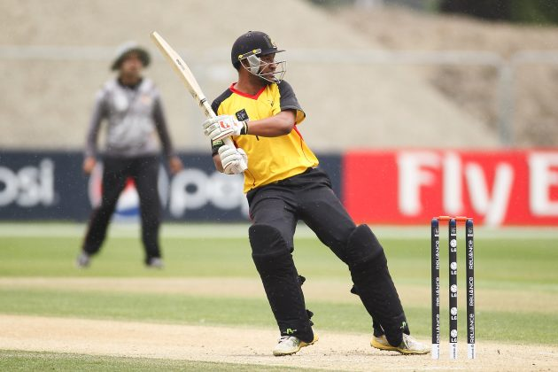 Defiant Vala gives PNG first points in WCL Championship - Cricket News