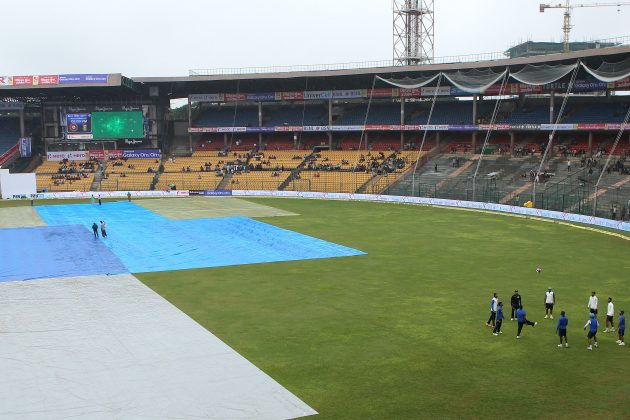 No play on fourth day too in Bangalore - Cricket News