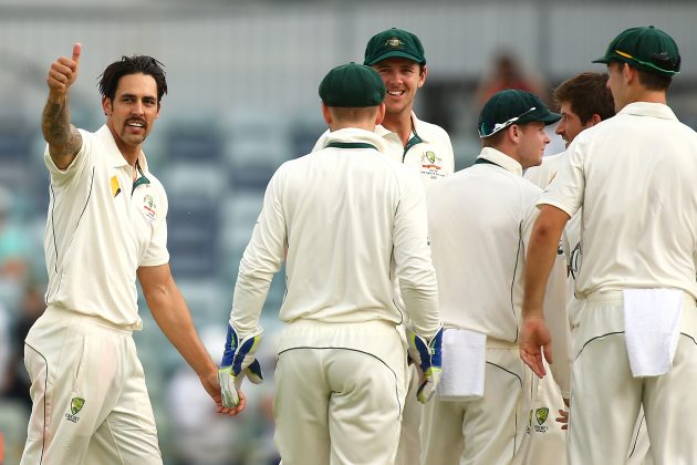 Johnson's final Test ends in draw - Cricket News
