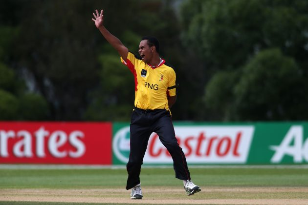 Mahuru Dai, Assad Vala take PNG into the lead - Cricket News