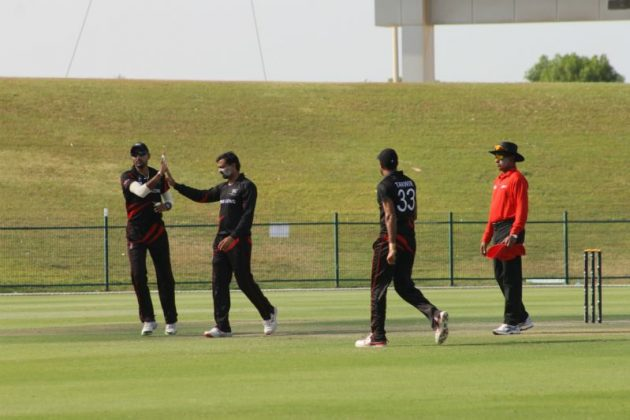 Babar Hayat and Mark Chapman smash Hong Kong to victory - Cricket News