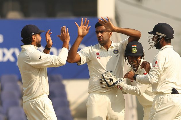 India holds upper hand after 20-wicket day - Cricket News