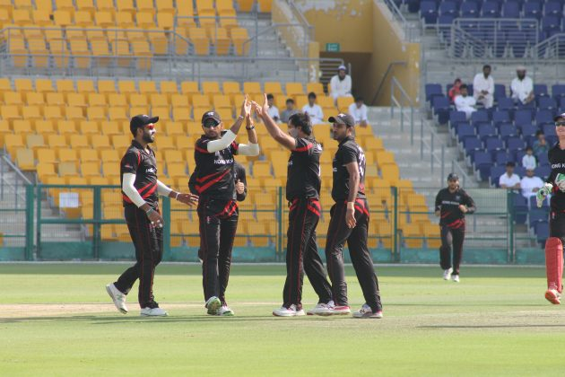 Hong Kong holds nerve in tense Twenty20 chase - Cricket News