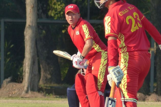 Keeping it simple, China's captain makes history - Cricket News