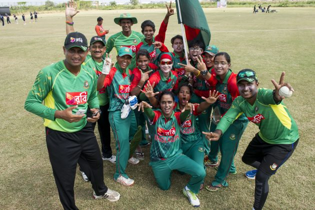 Bangladesh and Ireland secure places in ICC Women's World Twenty20 India 2016 - Cricket News