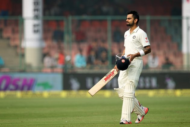 Kohli, Ashwin put India in command - Cricket News