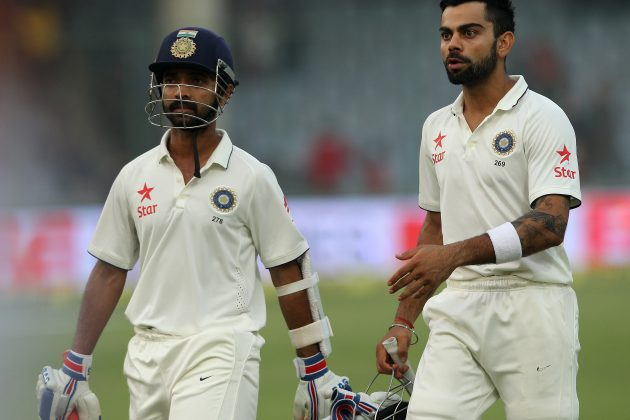 India leads by 403 after Kohli, Rahane fifties - Cricket News
