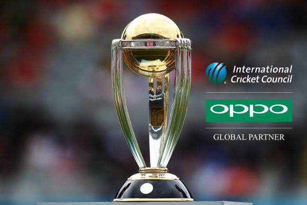 ICC announces OPPO as Global Partner - Cricket News
