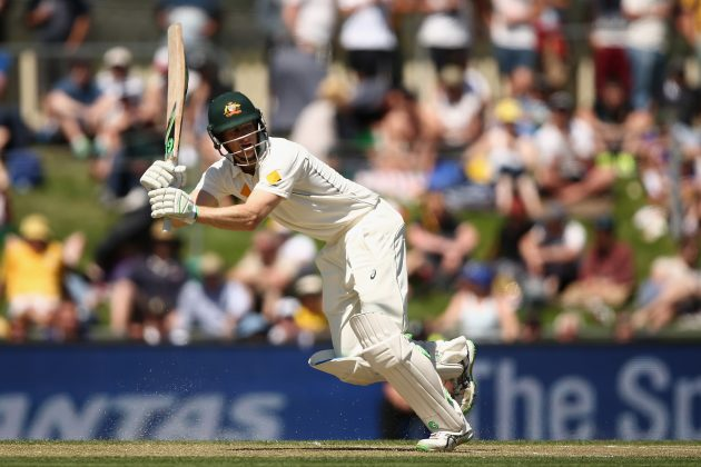 Voges, Marsh hit tons as Australia make merry - Cricket News