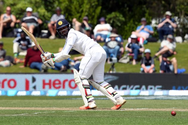 Chandimal, Karunaratne hold firm for Sri Lanka - Cricket News