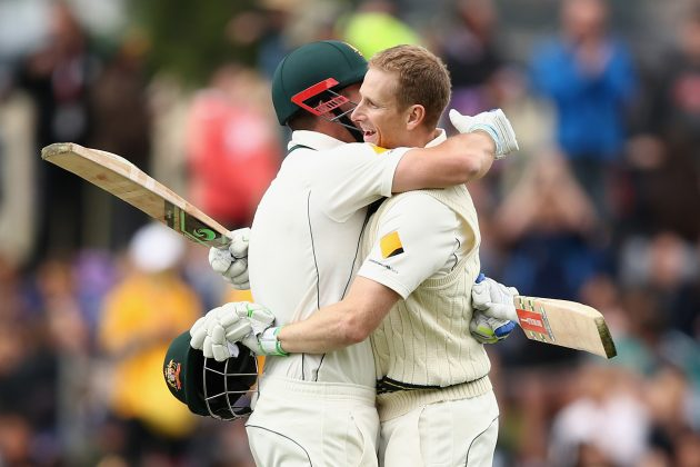 Bravo holds firm after Voges-Marsh double act - Cricket News