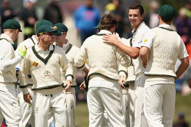 Pattinson, Hazlewood wrap up innings victory - Cricket News