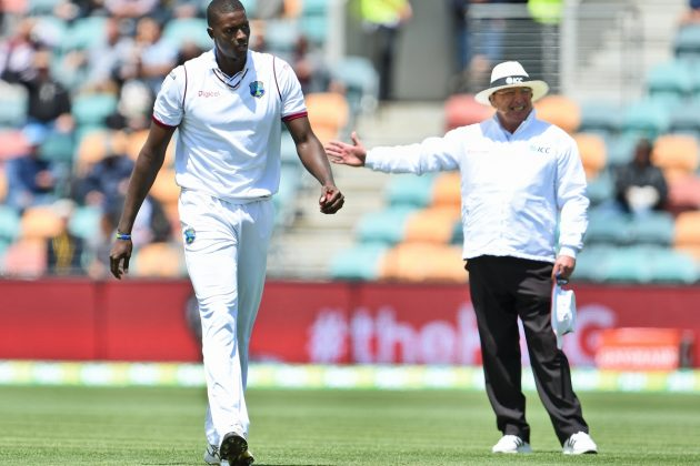 West Indies fined for slow over-rate in Hobart Test - Cricket News