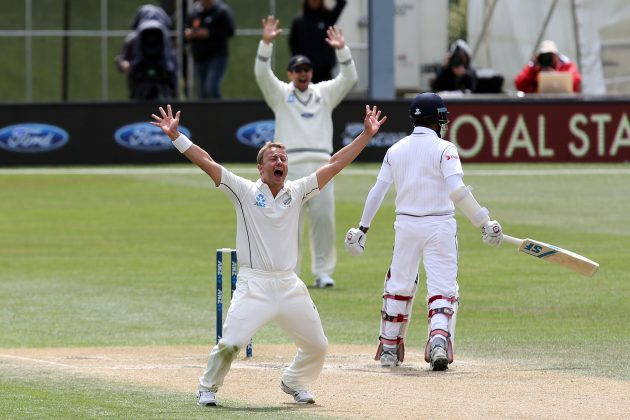 New Zealand eases to big win - Cricket News