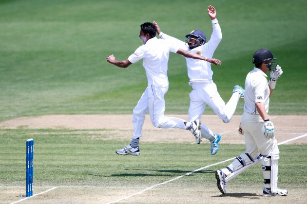 Chameera five-for puts Sri Lanka on top - Cricket News