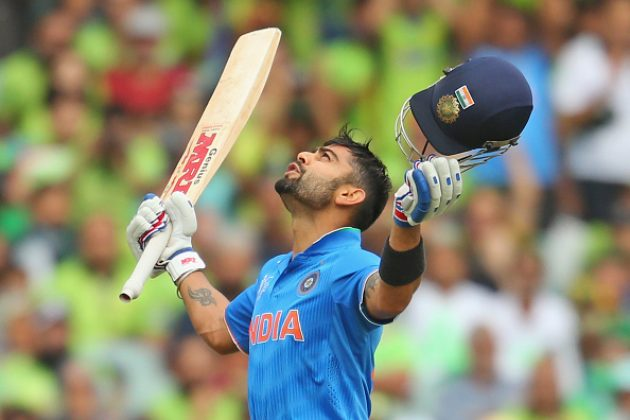 2015 Top 15 Moments: No. 11 Virat Kohli masterclass guides India to World Cup win over Pakistan - Cricket News