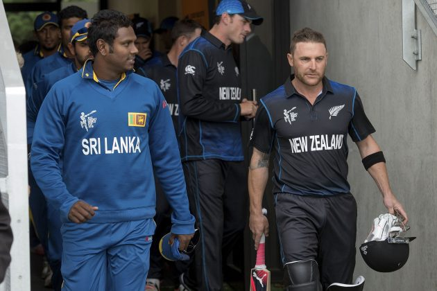 New Zealand and Sri Lanka in a battle to move up the ICC ODI Championship  - Cricket News
