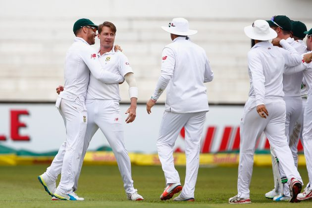 Steyn strikes even scales for South Africa - Cricket News