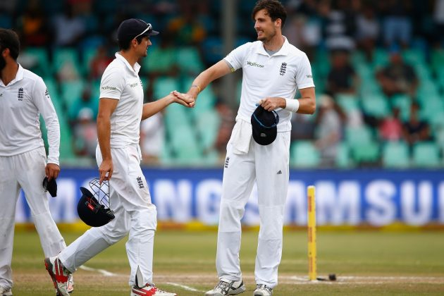 Finn takes three wickets as England tightens grasp - Cricket News